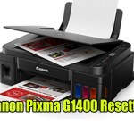 Canon Pixma G1400 Resetter With Tutorial