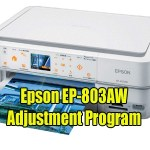 Epson EP-803AW Resetter