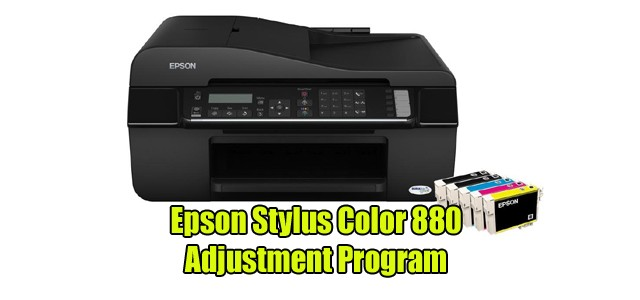 EPSON STYLUS 880 WINDOWS 10 DRIVER