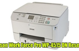 Epson Work Force Pro WP-4515 DN Resetter