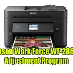 Epson Work Force WF-2860 Adjustment Program
