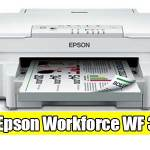 Epson WorkForce WF-3010DW Adjustment Program