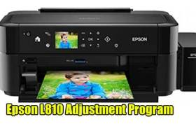 Epson-L810-Adjustment-Progr