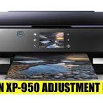 Epson Expression Photo XP-950 Resetter
