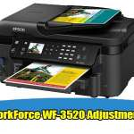 Epson WorkForce WF-3520 Adjustment Program