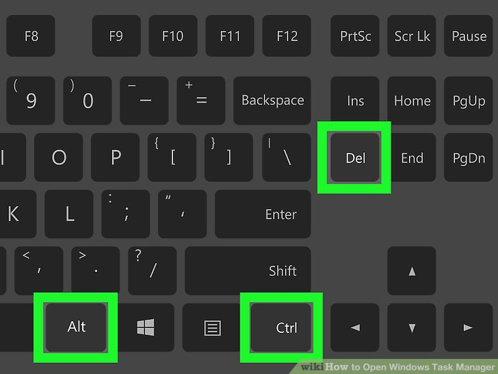 Ctrl + Alt + Del Shortcut is Not Working in Windows Fix ...