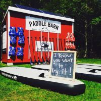 Instagrammers of Pemberton, get your paddleboard on @thepaddlebarn