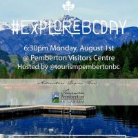 Tourism Pemberton is hosting an Instameet on August 1