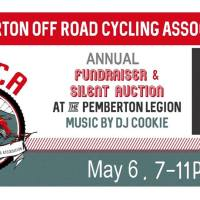 PORCA annual fundraiser is Saturday May 6, 7 - 11pm
