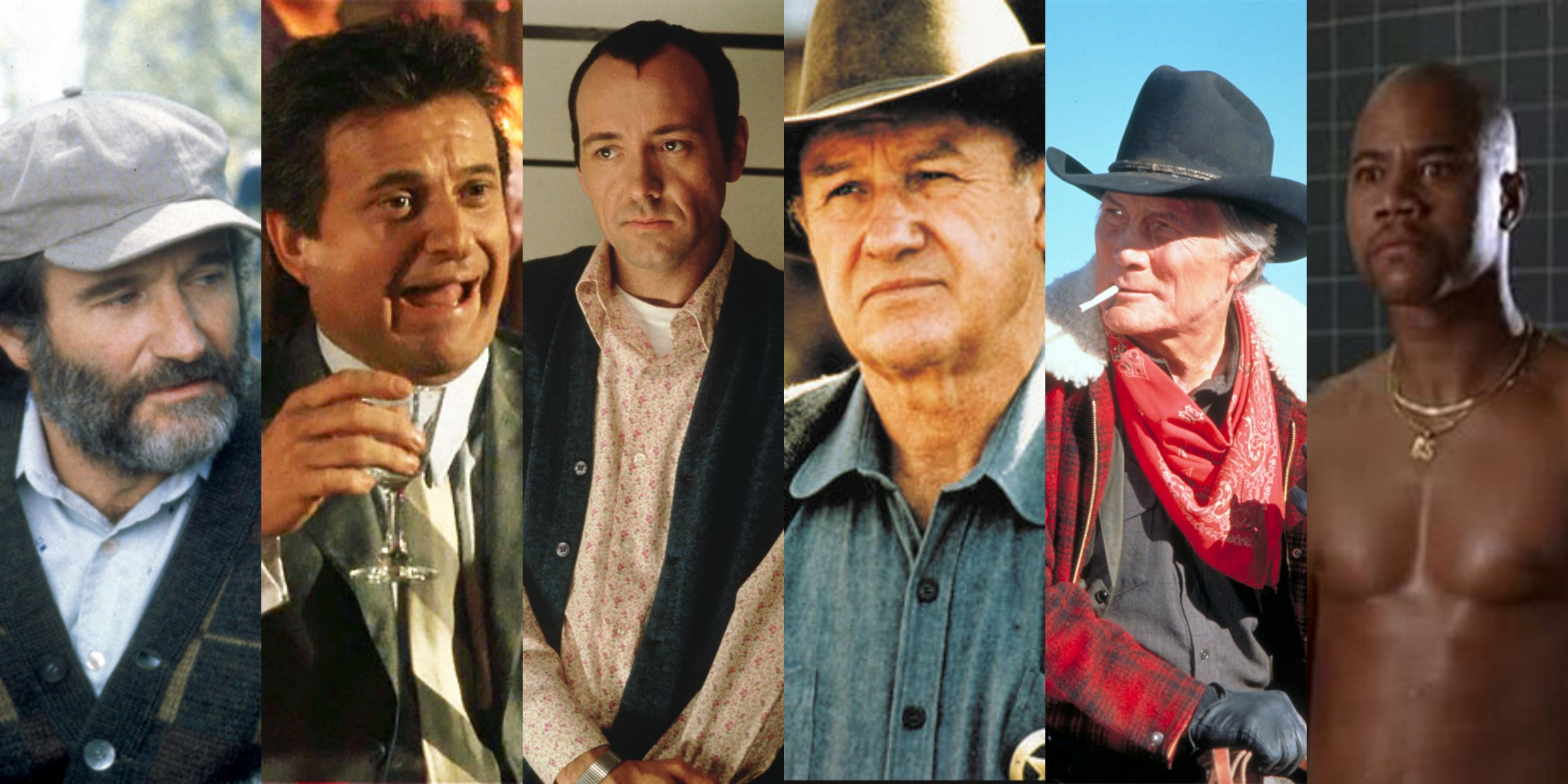 Every Best Supporting Actor Oscar Winner Of The 1990s