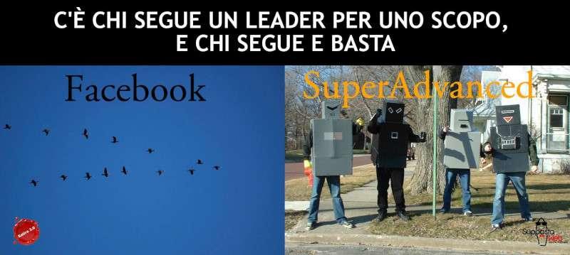 Facebook super advanced
