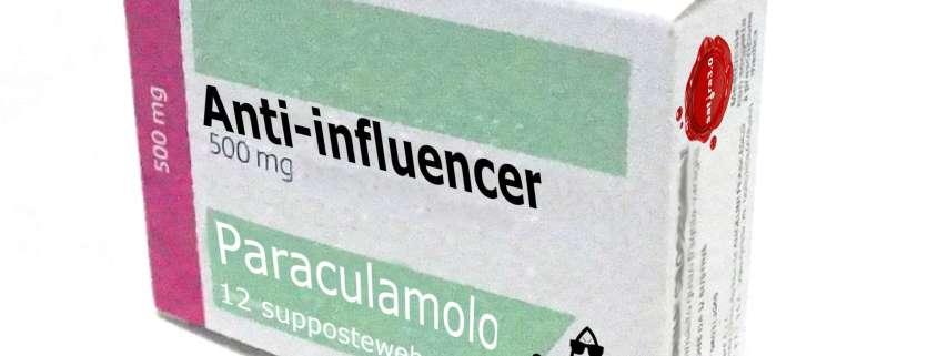 Paraculamolo: l'anti influencer