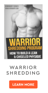 warrior shredding program free