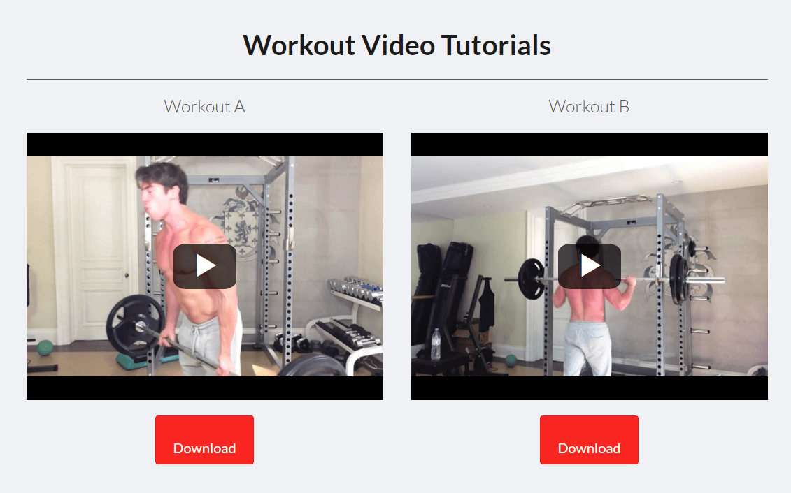 kinobody workout videos