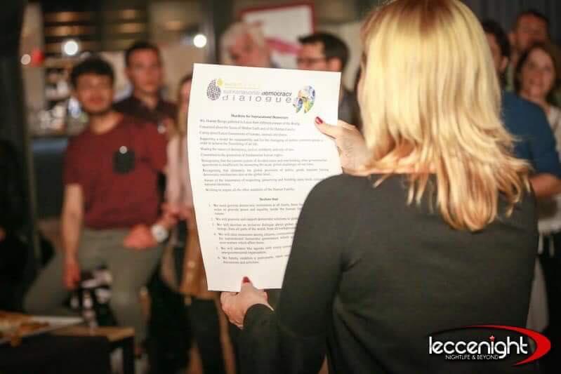 SDD reading the manifesto