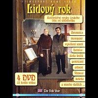 Různí interpreti – Lidový rok - Kalendářní zvyky českého lidu od středověku DVD