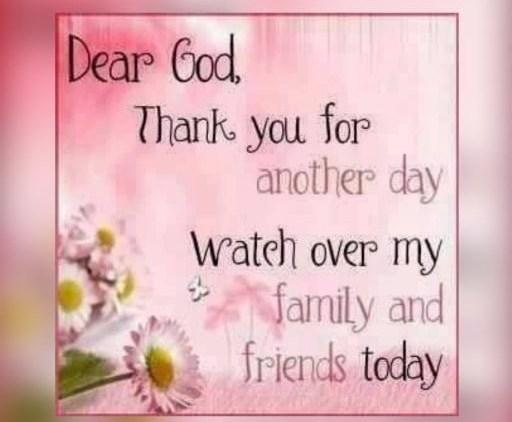 Testimony / Prayer