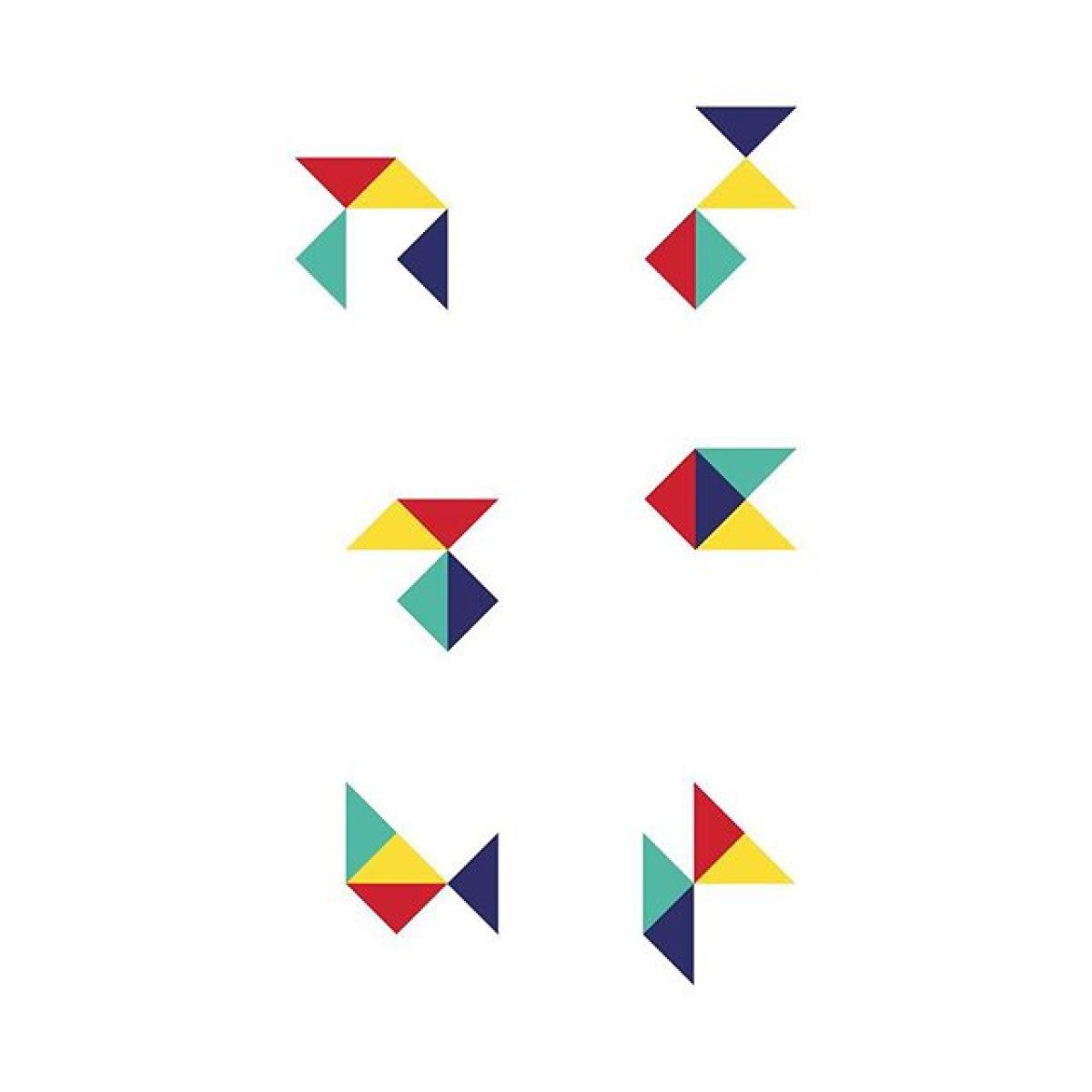 New work — SIROS #logo #brand #ident #product #productarchitecture #colours #harleyquinn #tangram #design #graphicdesign