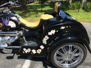 2004 Boss Hoss Trike Coupe Style Body