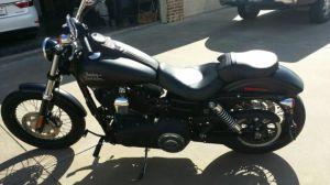 2013 HarleyDavidson FXDB Dyna Street Bob 103