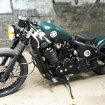 Honda Vt 400 Vt 600 Bobber Custom Steed Shadow The Forty Two Build