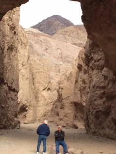 Death Valley Natural Bridge