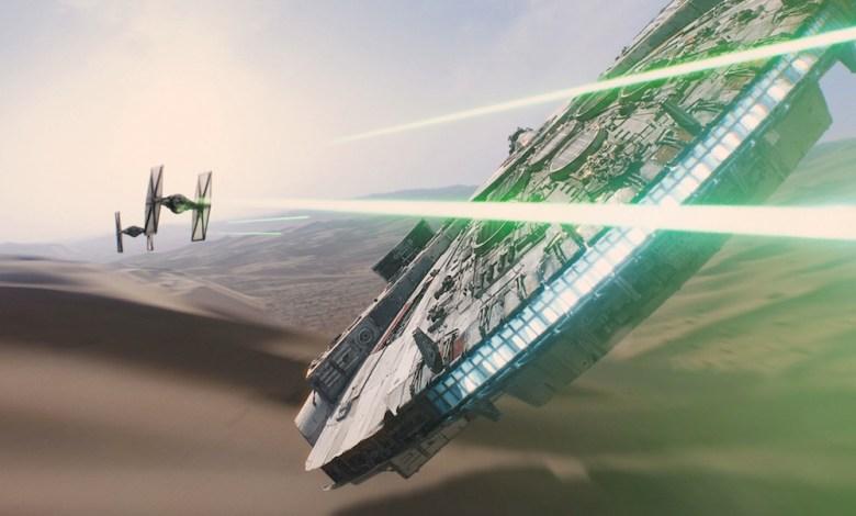 tecnologias de Star Wars
