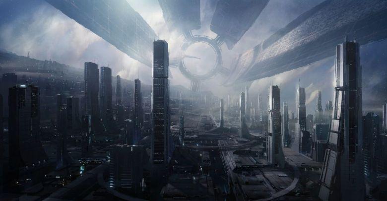 Escala de kardashev uma cidade futuristica