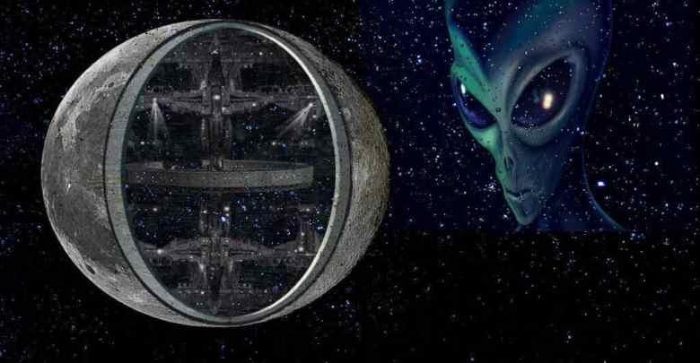 Photo of A lua foi criada por extraterrestres segundo Jornal de ciência Russo