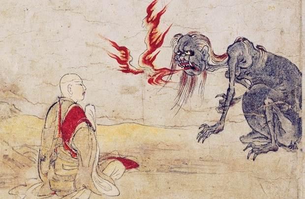 cultura dos fantasmas famintos