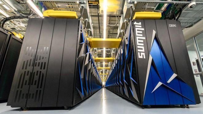 O supercomputador mais poderoso do mundo preparado para IA 1