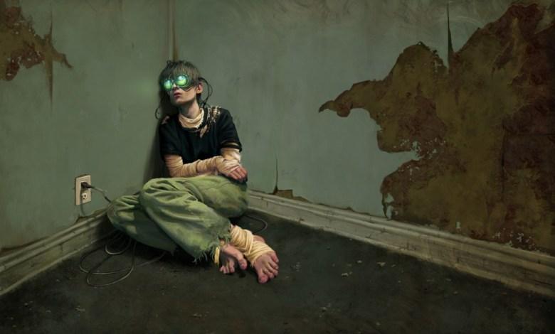 O futuro Sombrio da realidade virtual 1