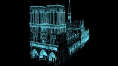 Foto de Reconstruir a Catedral de Notre Dame se tornará mais fácil…