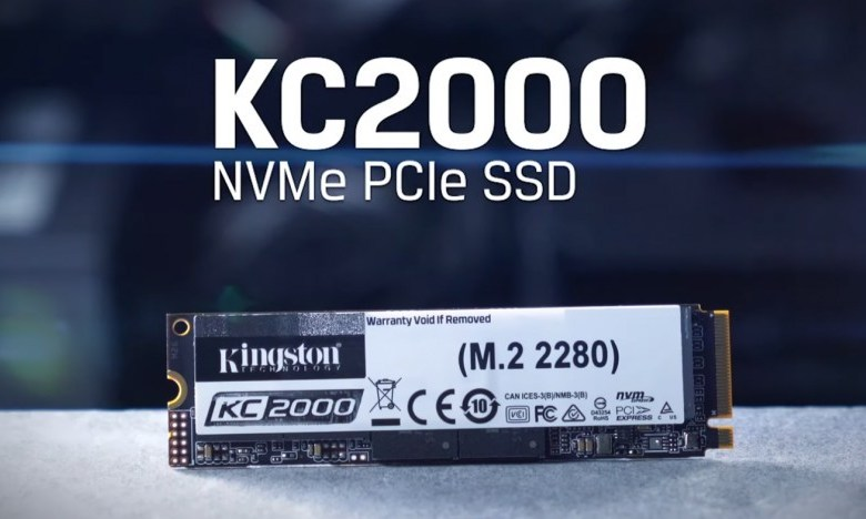 Photo of Nova geração de SSD: Kingston lança KC2000, da  NVMe PCIe