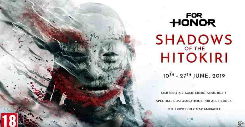 Shadows of the Hitokiri pode ser jogado até o dia 27