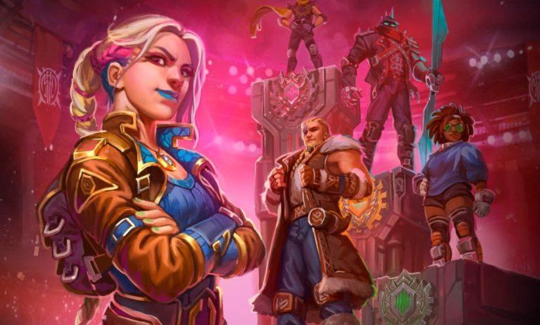 Photo of Hoplon anuncia suporte para gamepad e modo ranqueado em Heavy Metal Machines