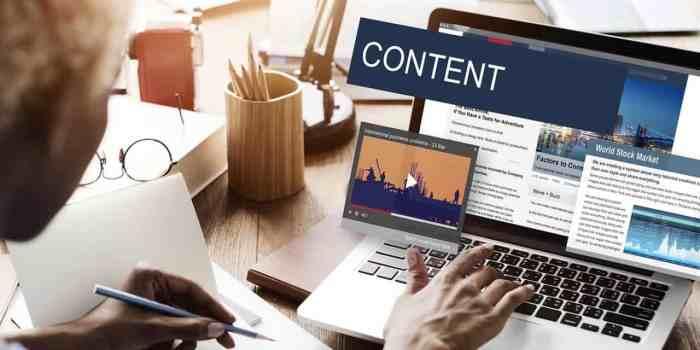 Quais os recursos que auxiliam o marketing de conteúdo 1