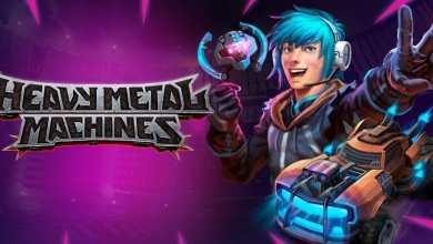 Metal League 5 de Heavy Metal Machines