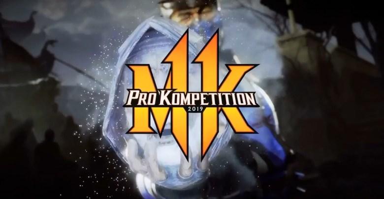 Photo of Pro Kompetition de Mortal Kombat 11 única etapa brasileira na BGS