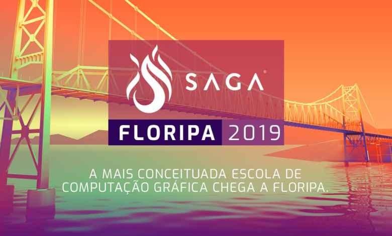 Photo of SAGA abre unidade em Florianópolis com curso de computação gráfica e oficinas gratuitas