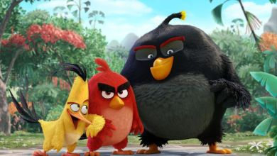 filme angry birds Flame Ads marketing
