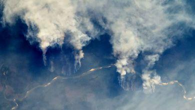 Photo of Incêndios na Amazônia podem ser vistos do espaço