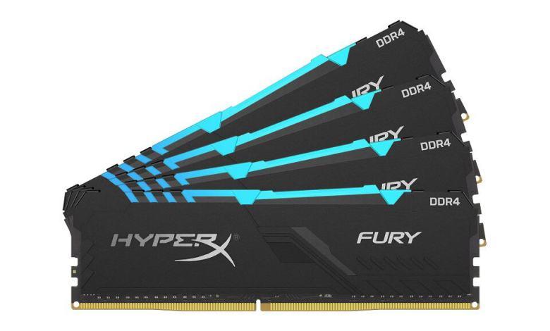 Photo of HyperX amplia portfólio de memórias com a nova FURY DDR4 RGB