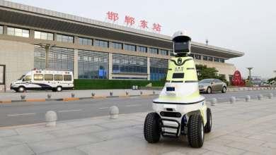 Photo of Policiais de trânsito robôs são implantados na China