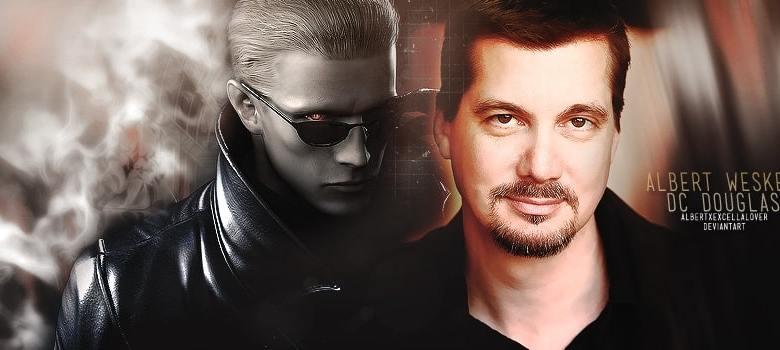 A Voz de Albert Wesker, de Resident Evil, estará na 12ª edição da Brasil Game Show 1