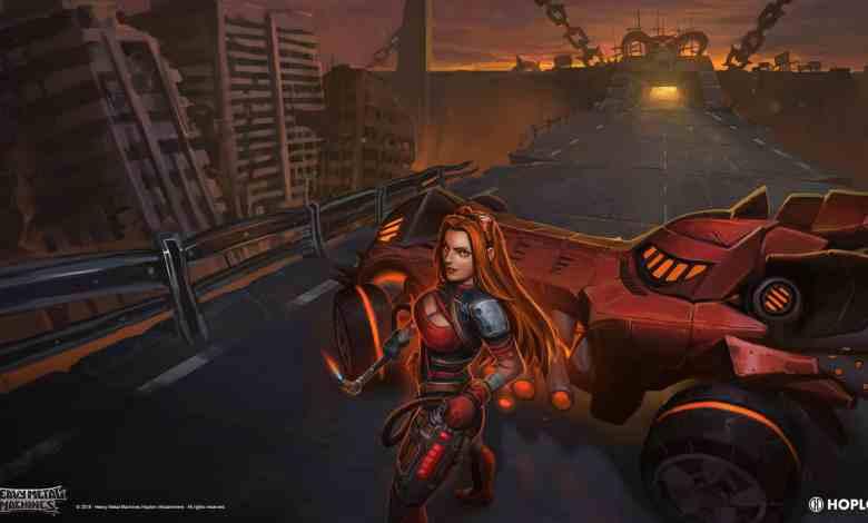 Metal Sect Anarchists vence o Metal League 5 de Heavy Metal Machines 1