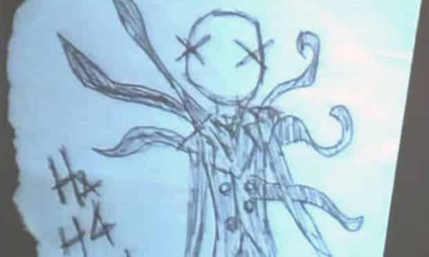A lenda de Slender Man e os detalhes que não te contam 3