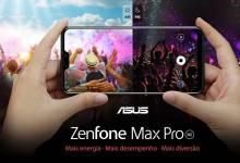 ZenFone Max Pro (M2) é mais desempenho, beleza e diversão. 7