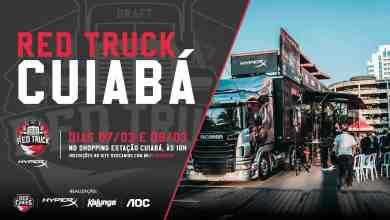 RED Truck HyperX chega a Cuiabá
