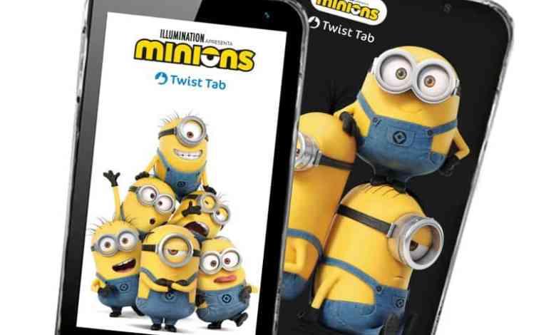 Positivo lança tablet dos Minions em parceria com a Universal Pictures 1
